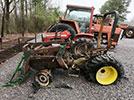 Used John Deere 3038 Parts