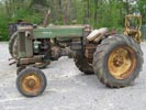 Used John Deere 40T Tractor Parts