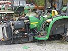 Used John Deere 4500 Tractor Parts