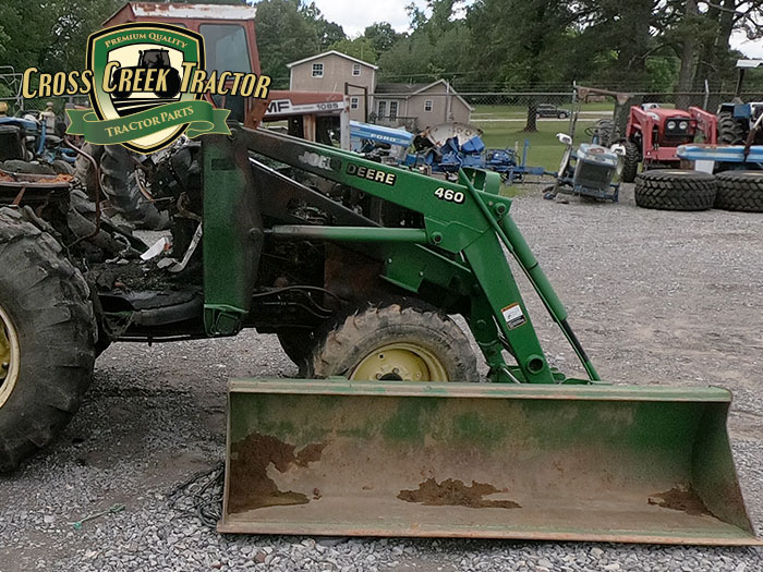 Used John Deere 460 Loader