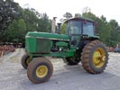 Used John Deere 4640 Tractor Parts