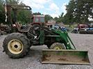 Used John Deere 4720 Parts