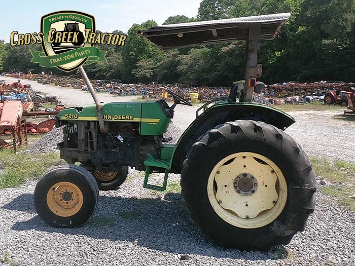 Used John Deere 5210 Diesel Tractor Parts