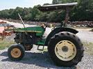 Used John Deere 5210 Tractor Parts