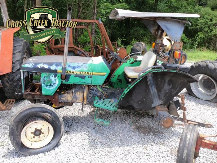 Used John Deere 5300 Tractor Parts