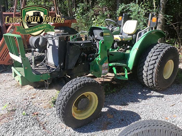 Used John Deere 5325 Diesel Tractor Parts