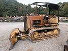Used John Deere 550 Dozer Parts