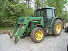 Used John Deere 6310 Tractor Parts