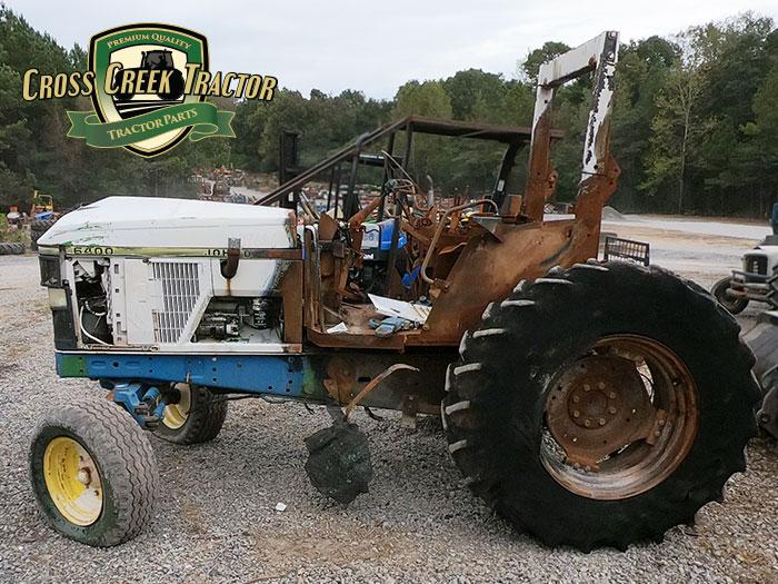 Used John Deere 6400 Tractor Parts
