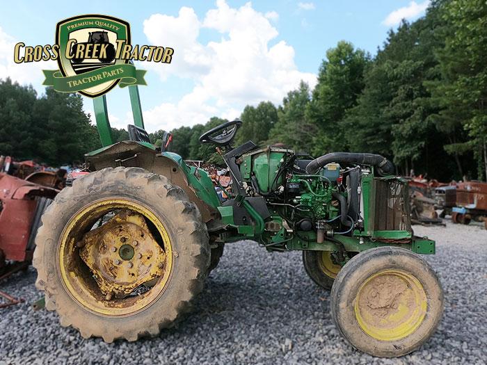 Used John Deere 790 Tractor Parts