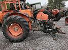 Used Kubota 295 Tractor Parts