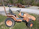 Used Kubota B5200 Tractor Parts
