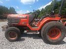 Used Kubota B2400 Tractor Parts