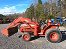 Used Kubota L2850 Tractor Parts