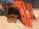Used Kubota LA1153 Loader