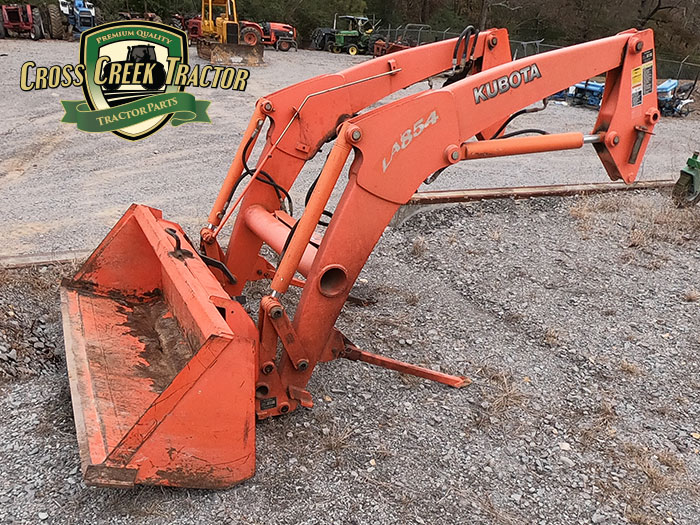 Kubota LA854 Loader Tractor Parts