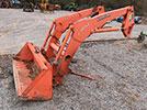 Used Kubota LA854 Loader Tractor Parts