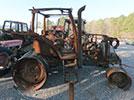 Used Kubota M135X Tractor Parts