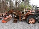 Used Kubota MX5000 Tractor Parts