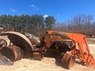 Used Kubota M5140 Tractor Parts
