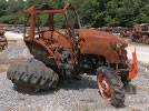Used Kubota m7040d Tractor Parts