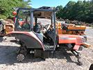 Used Kubota m9000 Tractor Parts