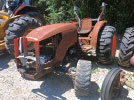 Used Kubota mx5100 Tractor Parts