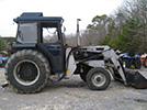 Used Long 610 Tractor Parts