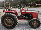 Used Massey Ferguson 1035 Tractor Parts