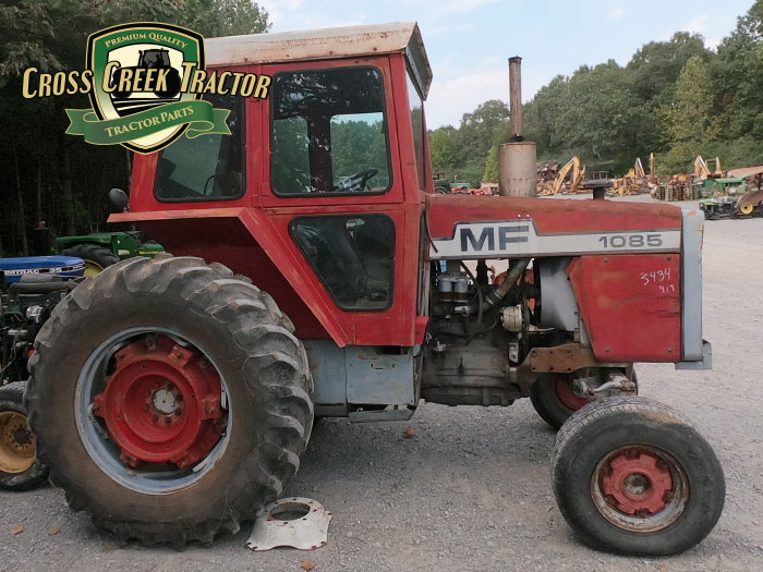 Used Massey Ferguson 1085 2WD Tractor Parts