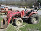 Used Massey Ferguson 1433V Tractor Parts