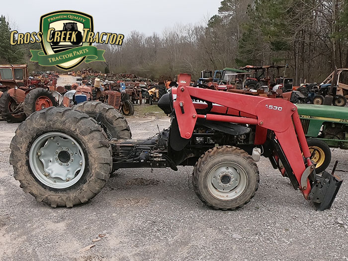 Used Massey Ferguson 1552 Tractor Parts