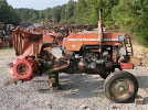 Used Massey Ferguson 175 Tractor Parts