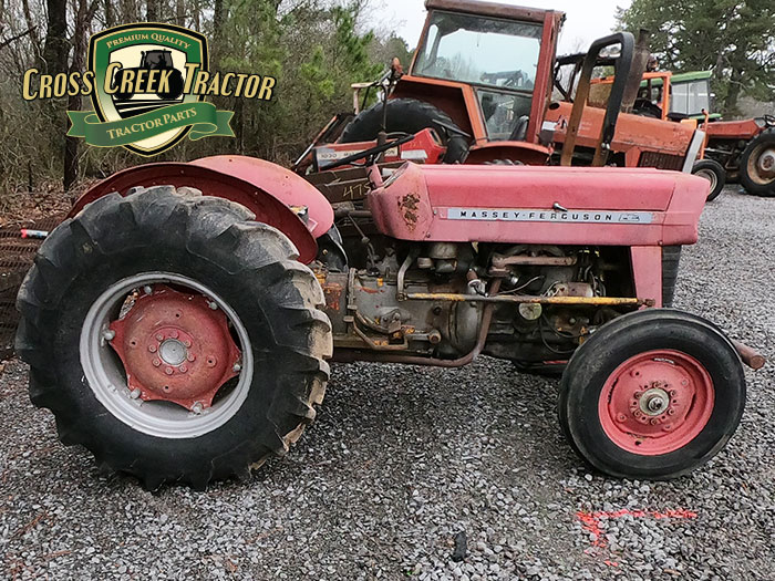 Used Massey Ferguson 20 Tractor Parts