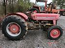Used Massey Ferguson 20 Tractor Parts