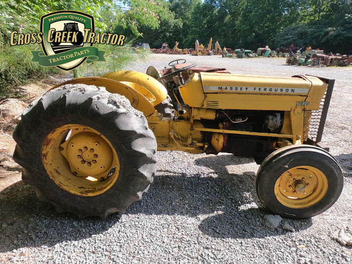 Used Massey Ferguson 20IND Tractor Parts