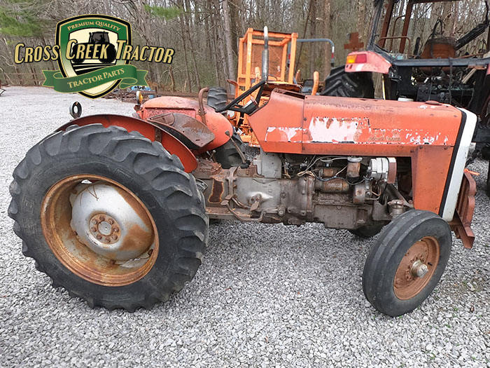 Used Massey Ferguson 230 2WD Tractor Parts