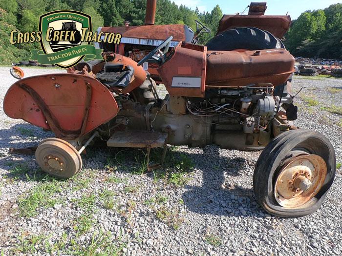 Used Massey Ferguson 245 Tractor Parts