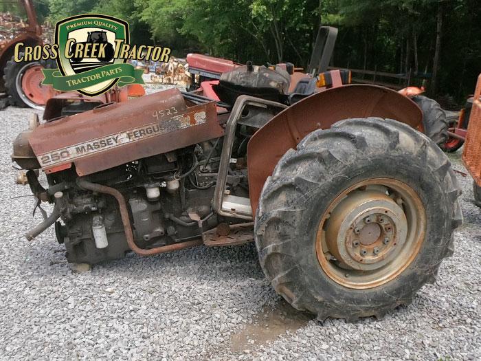 Used Massey Ferguson 250 Tractor Parts