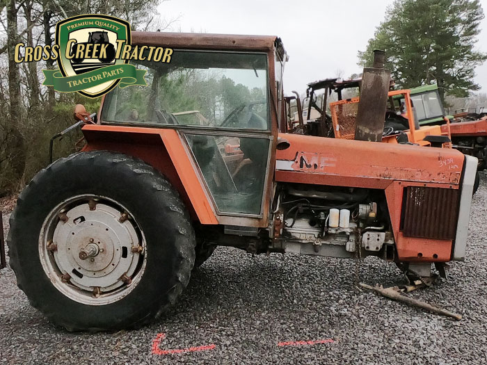 Used Massey Ferguson 2705 Tractor Parts