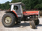 Used Massey Ferguson 3650 Tractor Parts