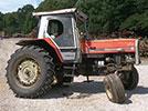 Used Massey Ferguson 3650 Tractor Parts