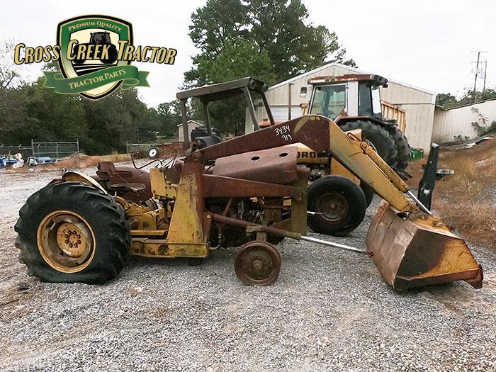 Used Massey Ferguson 40B Industrial Tractor Parts