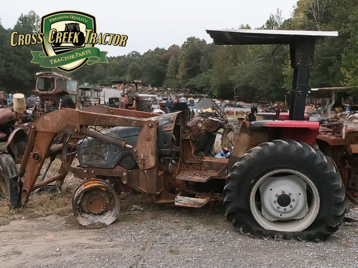 Used Massey Ferguson 4225 Tractor Parts