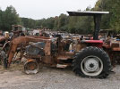 Used Massey Ferguson 4225 Tractor Parts