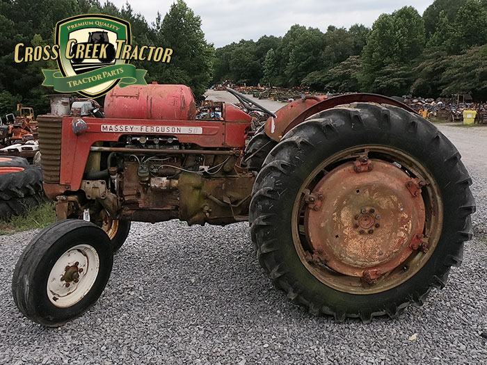 Used Massey Ferguson 50 Tractor Parts