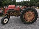 Used Massey Ferguson 50 Tractor Parts