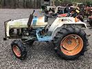 Used Mitsubishi MT250DT Tractor Parts