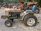 Used Mitsubishi MT372 Tractor Parts