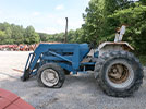 Used New Holland 5640 Tractor Parts